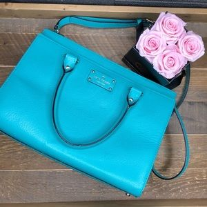 Kate Spade Long and Short Strap Duo Structured Bag